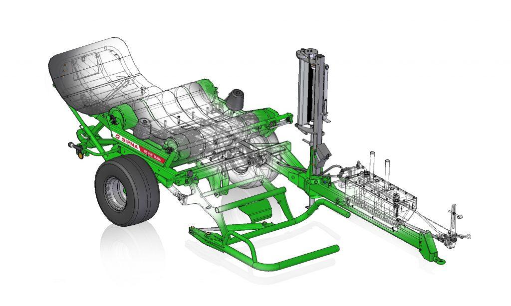 Realizacja prototypów R&D Centre INVENTOR Sp. z o.o.